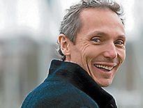 Laurent Gounelle, auteur à succès.