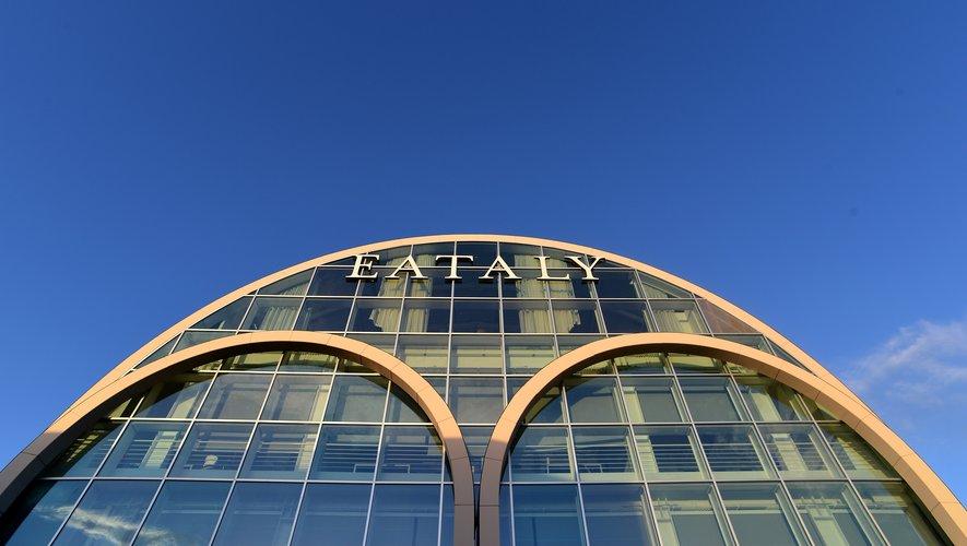 Avec ses 17.000 m2, Eataly Roma est devenu l'axe central du succès de l'enseigne