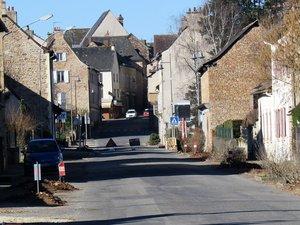 L'avenue de Rodez est en pleine restructuration.