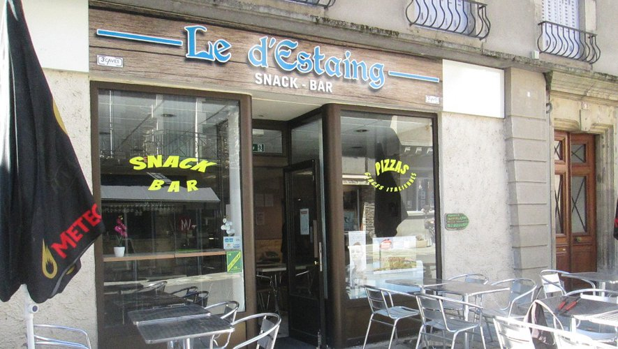 Un nouveau patron au snack-bar de la rue François d'Estaing.