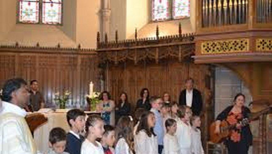 Les 20 ans de l'orgue en l'égliseSaint-Martin, ça se fête en musique.