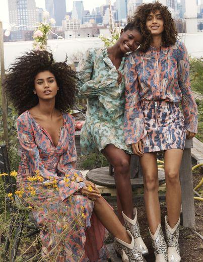 La nouvelle collection Conscious Exclusive de H&M sera disponible dès le 11 avril prochain.