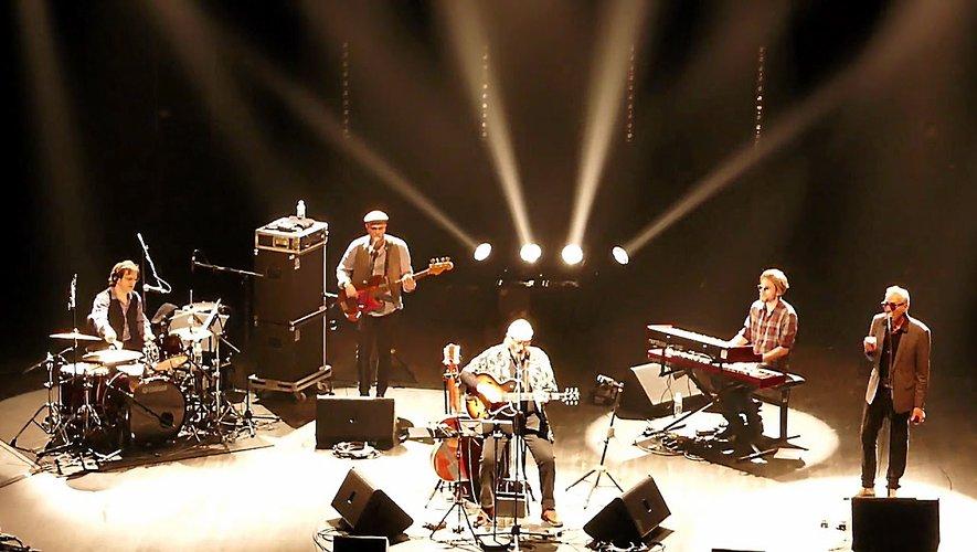 Le roi du blues français, Bill Deraime sur scène samedi à Lax pour la 17e édition du Festival Lax'n'Blues.