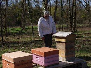 Samedi 30 mars, un rendez-vous sera proposé autour du rucher villefranchois.