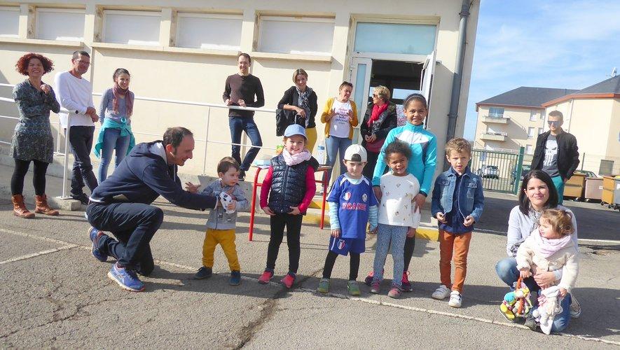 Matinée portes ouvertes  à l'école Jean-Boudou