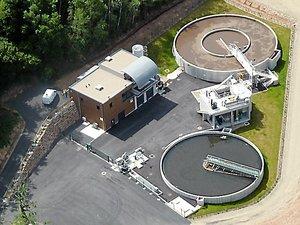 La communauté de communes compte 34 stations d'épuration  plus ou moins importantes.