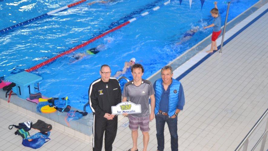 De gauche à droite, Daniel Boissière, Stéphane Gomez et Dominique Granier.