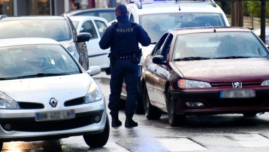 Le conducteur dangereux se prenait pour un pilote de rallye dans les rues de Rodez.