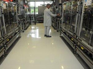 Un premier pas vers la diversification industrielle du site castonétois.