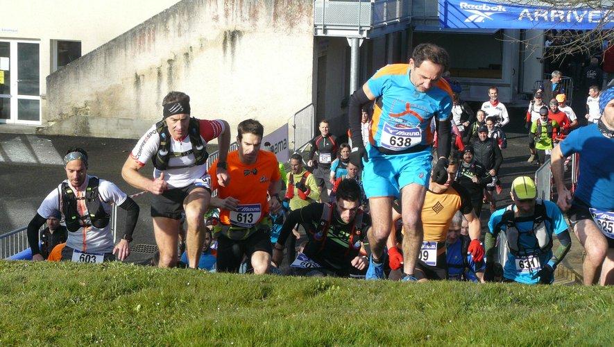 Le 18e trail du Rouergue,c'est le 21 avril, à Morlhon.