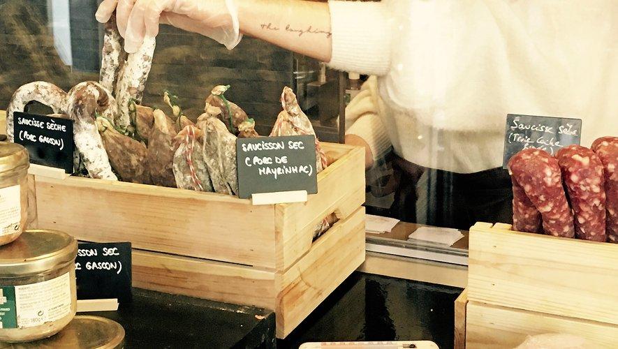 Authenticité et savoir-faire : le meilleur de l'Aveyron.Reproduction