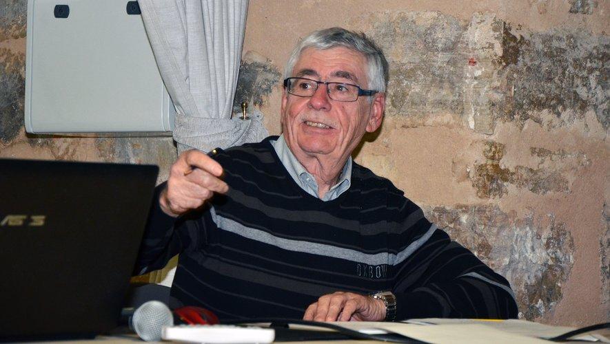 Michel Mazars, la cheville ouvrière.