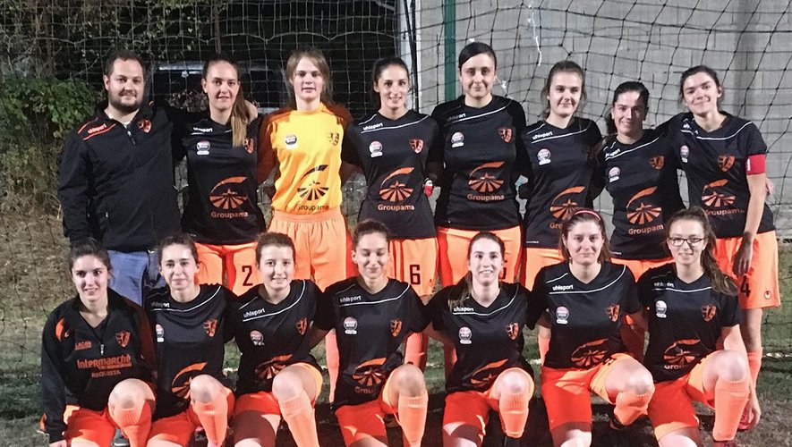 Les féminines seront opposéesà l'équipe de Salles-Curan-Curan.