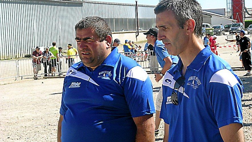Couvignou-trémolet, 3es, sont qualifiés pour la ligue à Béziers.