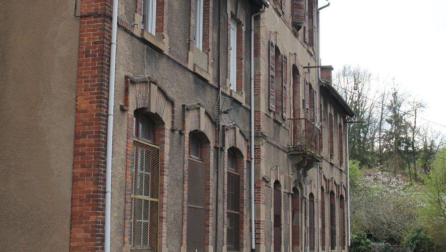 L'ancienne école de Fontvergnes.