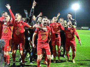 Assurés de monter en Ligue 2, les Ruthénois peuvent désormais partir à la chasse du titre de champion.