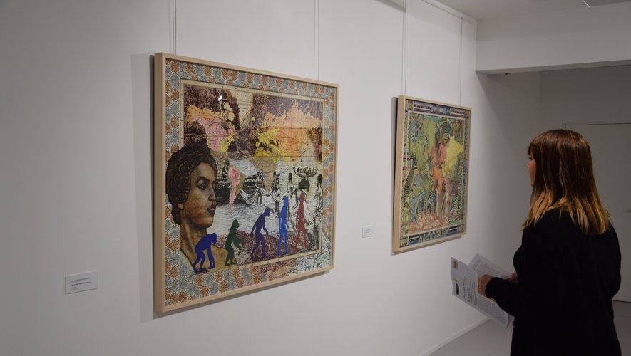 Double expo au musée.