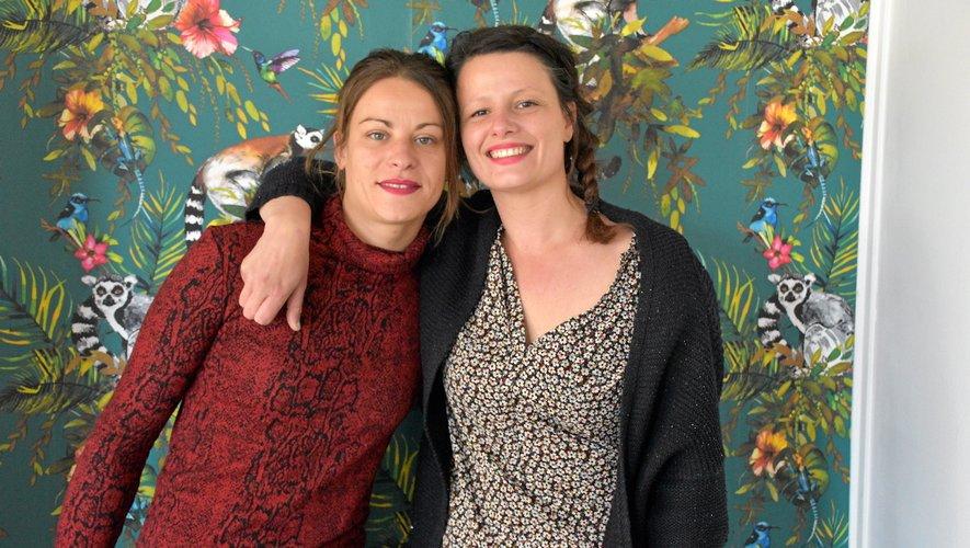 Nina Carles et Jeannick Le Hetet ont déjà travaillé ensemble dans d'autres établissements.