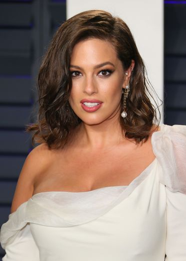 Le mannequin américain Ashley Graham