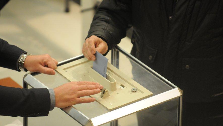 On votait ce dimanche à Najac et à Privezac.