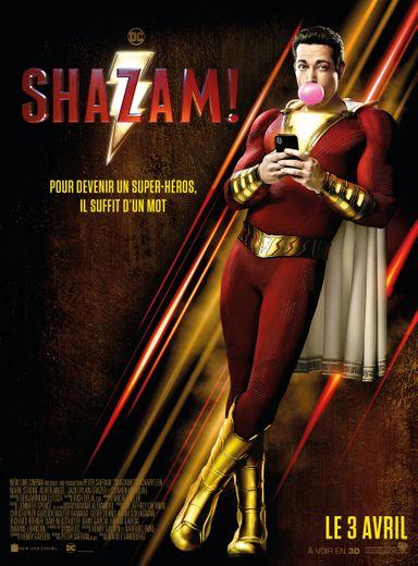 """En France, le super-héros """"Shazam!"""" a enregistré 442.839 entrées depuis sa sortie au cinéma le 3 avril dernier."""
