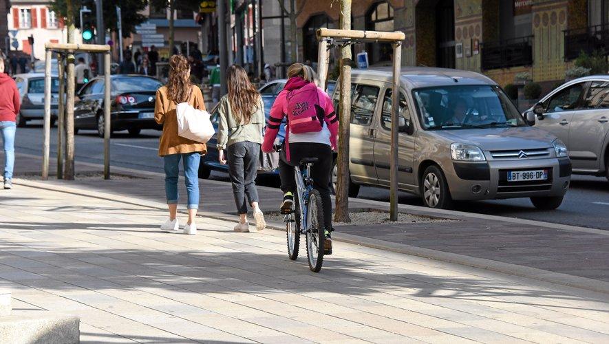 Le déplacement à vélo est appelé à se démocratiser.