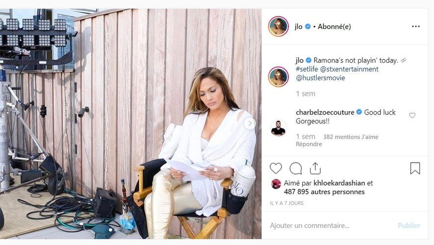 """Le dernier film de Jennifer Lopez, """"Seconde chance"""", a récolté pour le moment un peu plus de 63 millions de dollars de recettes dans le monde depuis sa sortie en décembre 2018."""