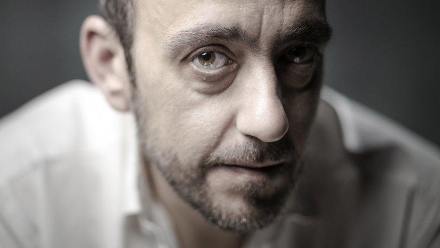 """Le romancier Jérôme Ferrari a reçu mercredi le prix Méditerranée pour """"A son image"""""""