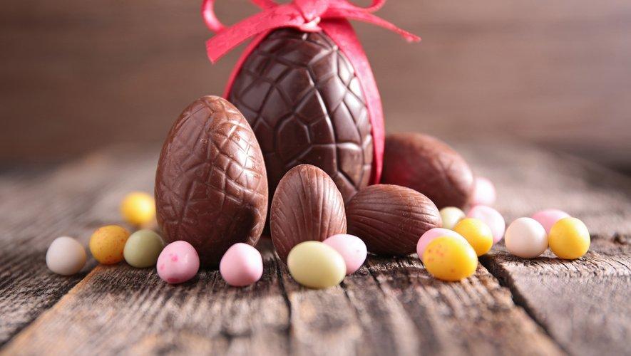 95% des Français prévoient d'acheter des chocolats à Pâques