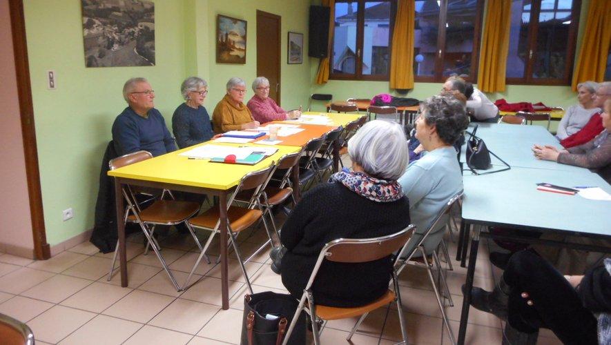 Le comité de jumelage de Coazze-Decazeville compte une quarantaine de membres.
