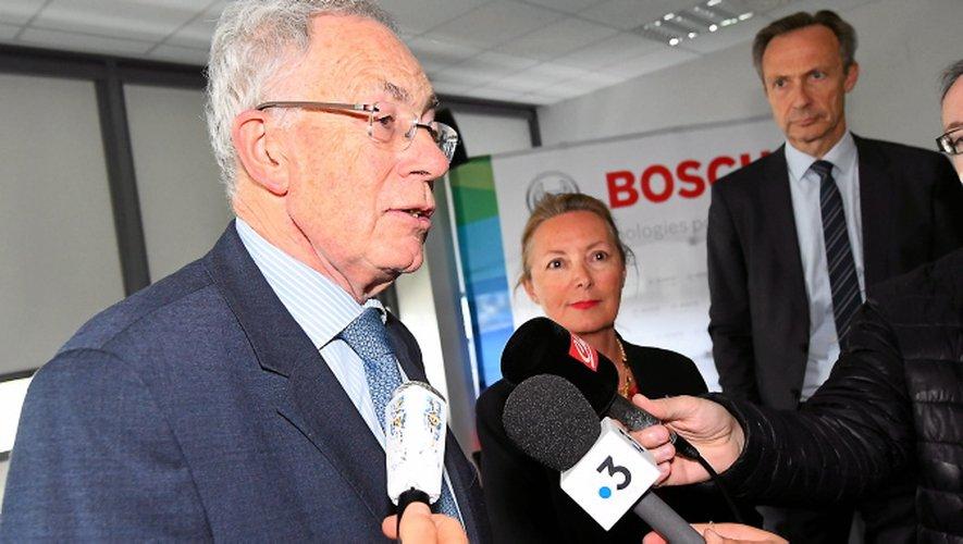 Le délégué interministériel auprès du ministère de l'Economie et des Finances Jean-Pierre Floris.