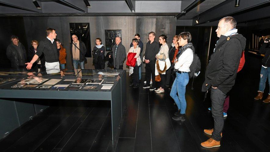 Depuis l'ouverture du musée Soulages à Rodez, le 31 mai 2014, 859 772 billets ont été délivrés.