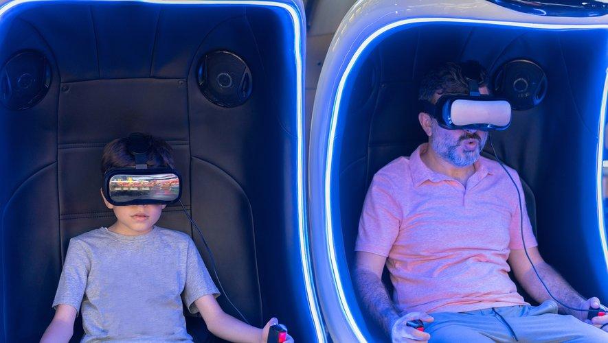 Près d'un Français sur deux a déjà testé la réalité virtuelle (VR), le plus souvent en famille ou avec des amis