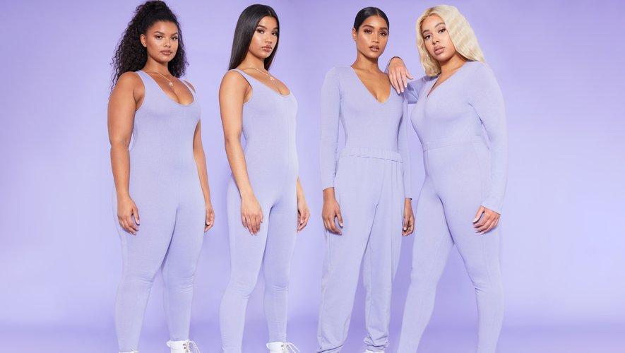 La marque PrettyLittleThing lance une collection de vêtements conçue à partir de matières recyclées.