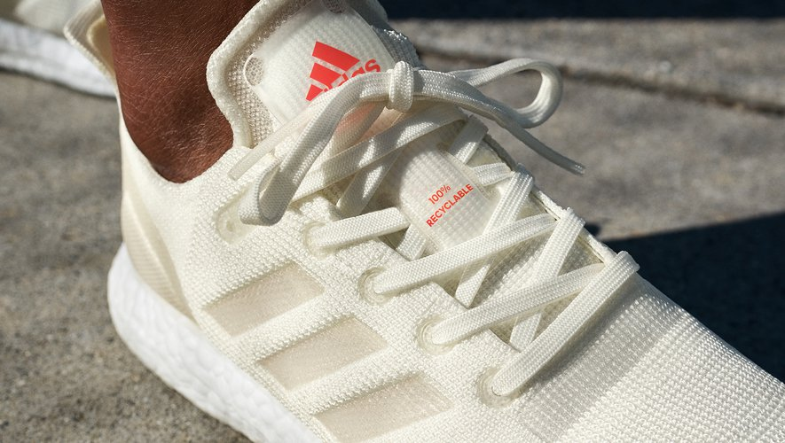 Adidas dévoile sa chaussure de running 100% recyclable