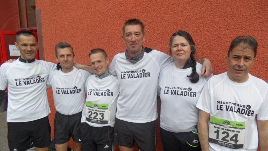 """L'équipe mixte du """" Valadier"""""""