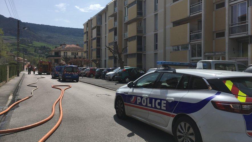 Une cinquantaine de logements ont été mis en sécurité.