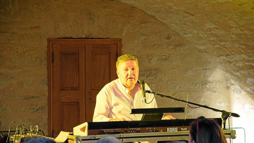 Pour Jean-François Labit, la musique est précieuse !