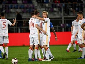 Vendredi à Bourg-en-Bresse, les Ruthénois ont poursuivi leur série d'invincibilité, la portant à dix matches.