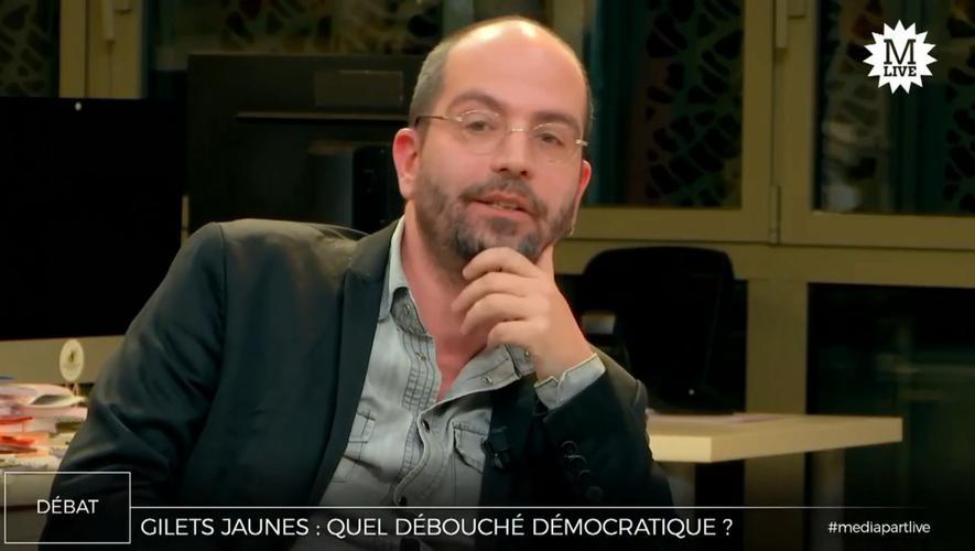 Jeudi en Question : conférence-débat  sur le Référendum d'initiative citoyenne