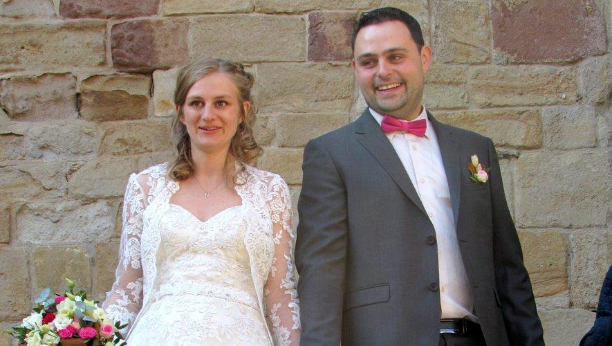 Mariage de Sandra et Benjamin