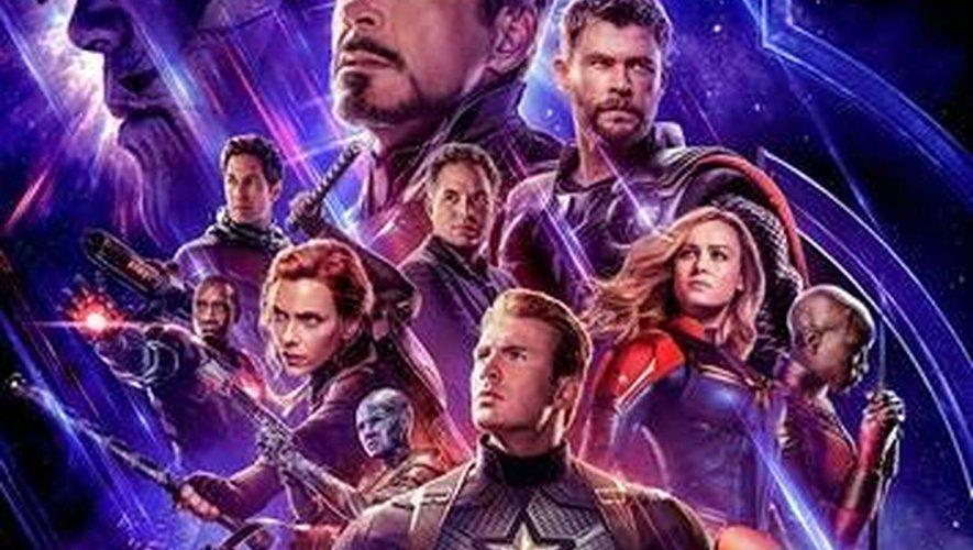 """""""Avengers : Endgame"""" des frères Russo deviendra le 22e film de la franchise Marvel."""