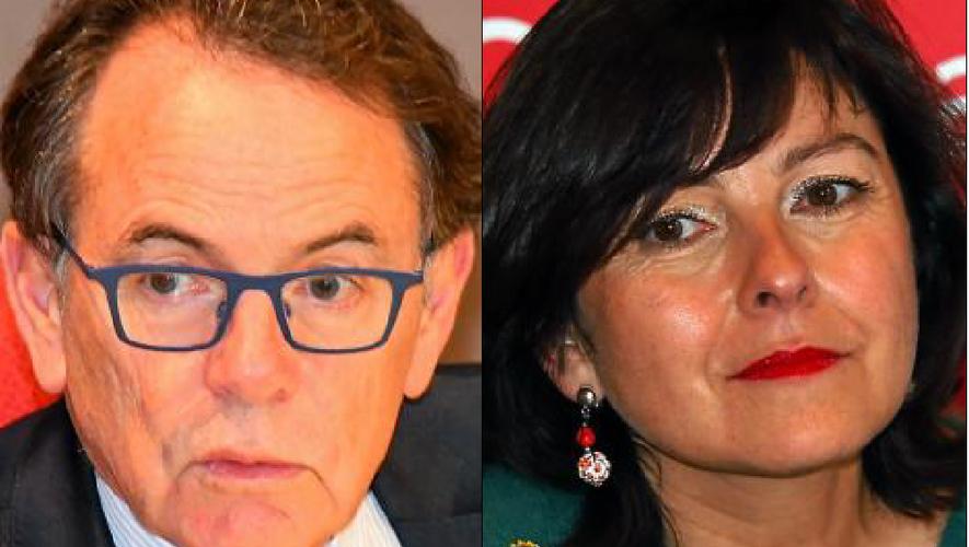 Entre Christian Teyssèdre et Carole Delga, le ton est monté...