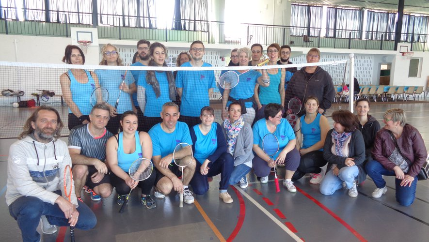 Le club de badminton a fêté ses 10 ans