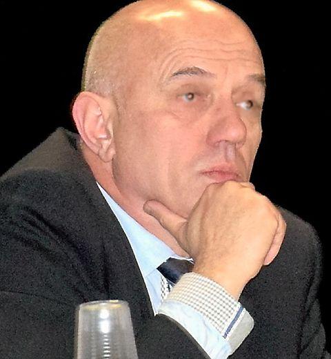 Jean-Pierre Authier, président de la fédération de chasse en Aveyron.