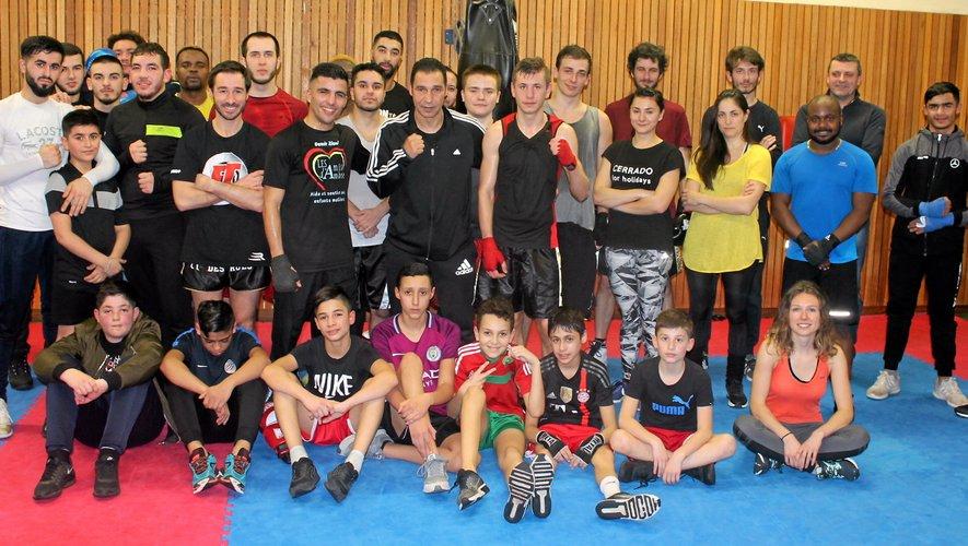 Parrain du Hurricane, le champion d'Europe en titre Samir Ziani sera présent, samedi soir à Flavin, pour cette première étape de l'Aveyron boxing tour.