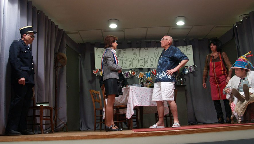 Les Compagnons des Arméniès, une troupe de théâtre dont le but est le divertissement des spectateurs, donnent une représentation, samedi, à 20 h 30.