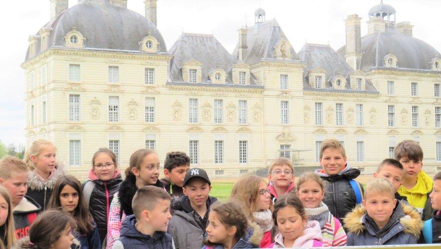 Le beau voyage des écoliers !