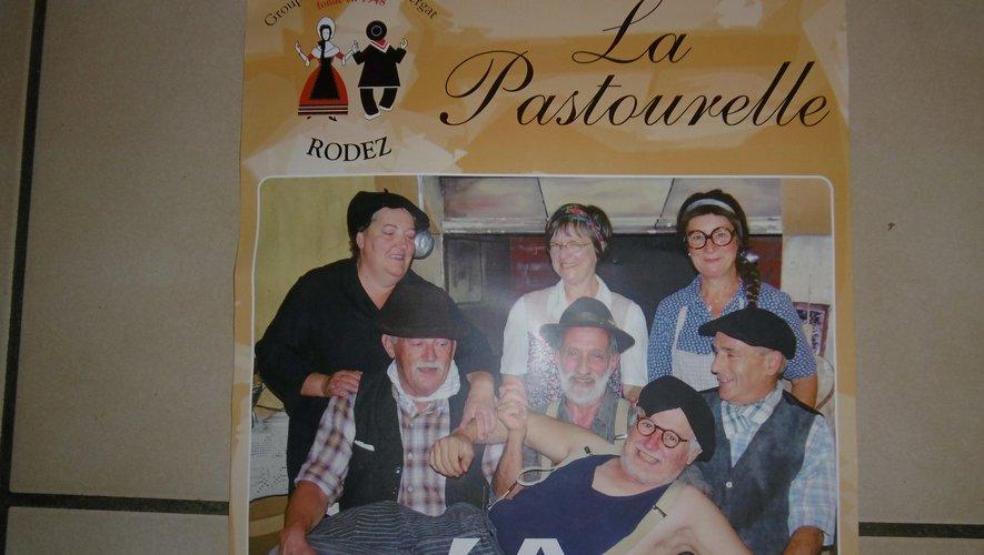 Rire garantit avec la Pastourelle