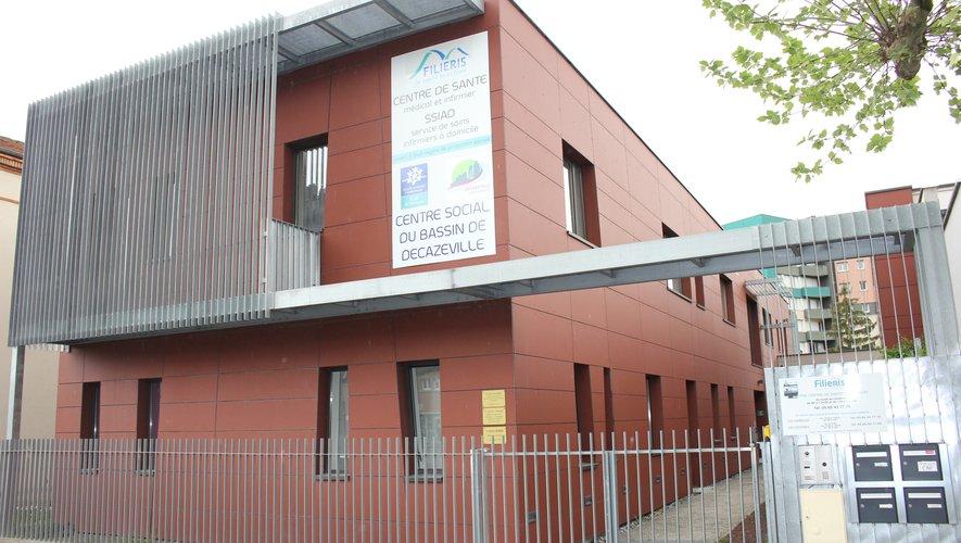 Le centre Filiéris de Decazeville